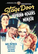 Stage Door DVD (1937) - Katharine Hepburn, Ginger Rogers, Adolphe Menjou