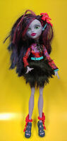 Monster High Gloom and Bloom Jane Boolittle Doll Outfit Clothes Shoes Belt Rare