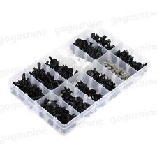 350pcs Clip Trim Car Body Push Retainer Pin Rivet Bumper Door Panel Moulding Kit