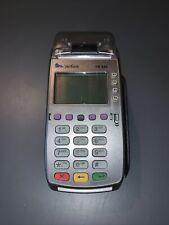 verifone vx520 credit card machine chip debit not tested