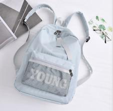Korean Style Fashion Men Women Backpack Rucksack School Satchel Travel Book Bag