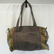 "Rare Vera Bradley ""Westchester Hounds"" Hunting Dogs Small Duffel Bag"