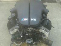 BMW 5 SERIES E60 M5 S85 5.0 V10 ENGINE