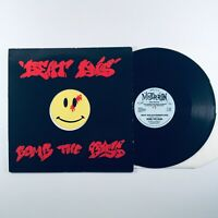"Bomb The Bass - Beat Dis (1987) 12"" Single Vinyl Record DOOD 121"