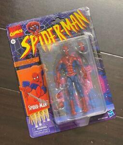 "Marvel Legends Retro Classic SPIDER-MAN 6"" (E9317) (Brand new and Sealed)"