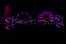 Jeep Wrangler TJ 97-06 Dash Instrument Cluster Speedometer LED Kit  Purple