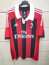 Maillot MILAN A.C ADIDAS maglia 2012 2013 calcio shirt collection L
