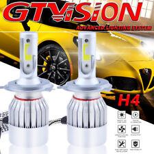 2018 H4 9003 HB2 1300W 195000LM LED Car Headlight Kit Hi/Lo Beam 6000K HID White