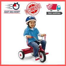 Radio Flyer, Ready to Ride Folding Trike, Fully Assembled, Red