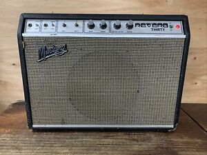 Vintage Mustang Reverb Thirty Guitar Amp - Made In NZ- Dimco - Rare