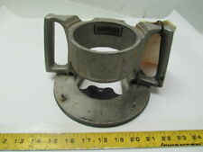 "Router housing 4"" ID 8"" base missing outside grips"