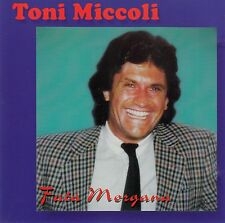 TONI MICCOLI : FATA MORGANA / CD