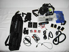 CANON EOS 7D 18MP CAMERA PACK KIT