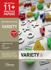 GL 11+ Practice Papers, Variety Pack 6 (Multiple Choice):978008720516