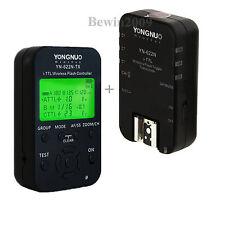 Yongnuo TTL HSS YN-622N-TX Controller+1PC YN-622N transceiver + cables for Nikon