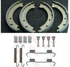 BMW E46 318 320 323 328 HAND BRAKE SHOES and FITTING KIT