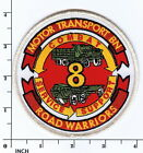 USMC+8th+Motor+Transport+Battalion+PATCH+Marines+TRUCK+unit+trucking+8th+Motor-T
