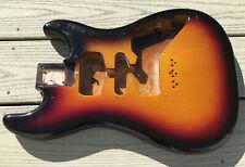 ♬ 1982 / 1983 Fender USA Bullet H2 / S3 Deluxe Body, Classic Sunburst finish ♬