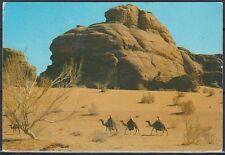 Jordanien Jordan used Post Card Postkarte Landschaft landscape [cm629]
