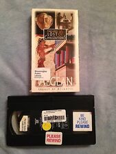 Aegean: The Legacy of Atlantis (1995) - VHS Video Tape - Documentary