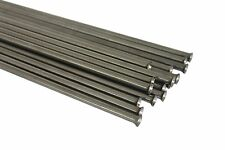 """Stainless 3/16"""" Flared Fogger Lines Direct Port Tubing 16 Pack Nitrous NOS  3AN"""