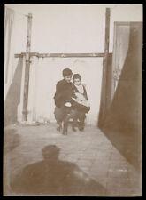 fotografia d'epoca albumina fine '800 BAMBINO-CHILD-KIND-ENFANT 15