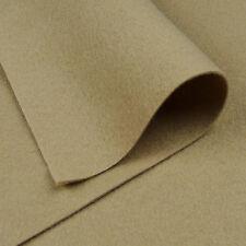Woolfelt Mouse Brown ~ 22cm x 90cm / wool felt fabric rabbit light teddy bear