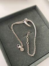 Shaun Leane Sterling Silver Hook Bracelet