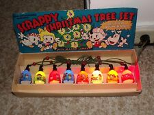 1930'S Scrappy Christmas Tree Lights Dick Huemer Krazy Kat Studio Cartoon Film
