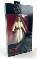 "Luke Skywalker (Jedi Master) Star Wars Black Series 6"" Action Figure"