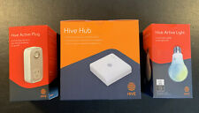 Hive Smart Bundle (Active Plug, Hub, & Active Light)