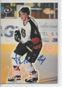 1996 CLASSIC JOHNATHAN AITKEN VISION SIGNINGS AUTOGRAPH