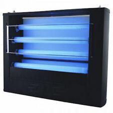 B&G Equipment Matrix II Four Seasons Fly Light Trap UV Fly Killer Trap BLACK