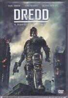 dvd DREDD - IL GIUDICE DELL'APOCALISSE nuovo sigillato 2019