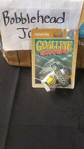 NIB 1998 GREEN BAY PACKERS NFL BI AIR PLANE ERTL GOAL LINE BOPPERS BOBBLEHEAD