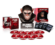 Planet Of The Apes : Caesar's Warrior Collection : NEW Blu-Ray