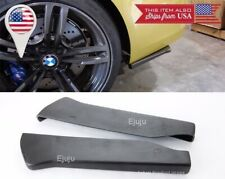 "New 12.5"" Rear Bumper Lip Apron Splitter Diffuser Valence Bottom Line for BMW"