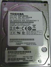 """Toshiba MQ01ABD050 (WV5 HDKEB03T3A01 S ) AAT AA11/AX0A3M 500GB 2.5"""" SATA HDD"""