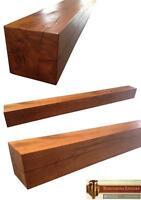 Oak Beam Mantle | Mantelpiece | Floating Shelf | Fireplace Mantle | Oak Mantel