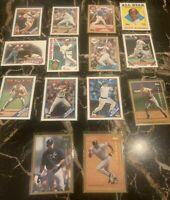 2017 Topps Baseball Rediscover Topps 1984 -1999 Bronze Silver (14) Card lot