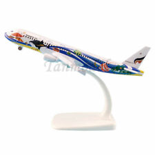 16cm alloy plane model Thailand Bangkok Air A320 HS-PGW