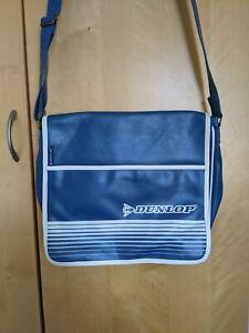 Dunlop, Blue, Shoulder Bag