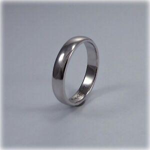 9ct White Gold Clogau Wedding Ring