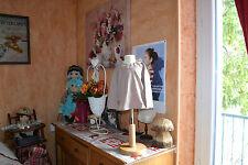 blouse bonpoint 2 ans vaporeuse col pierrot beige a poids tres mimi