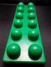 1 piece/s of DUPLO PRIMO LEGO BLOCKS green