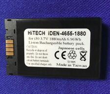 HiTECH USA(Japan Li1880)For NEXTEL/iDEN #NNTN4655/NTN1795 i30/i265,DTR410...eq