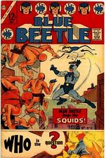 BLUE BEETLE #1 (1967) PHOTOCOPY COMIC BOOK - THE QUESTION 1st APPEARANCE