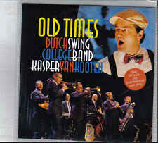 Dutch Swing College Band&Kasper Van Kooten-Old Times Promo cd single