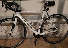 Cannondale Six Carbon 5 Size 52 road bike men ultegra components White