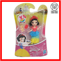 Snow White Mini Figure Disney Princess Little Kingdom Small Toy Snap-In Doll
